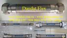 Ống chống rung - khớp nối chống rung inox (có thể gia công theo mẫu) (ảnh 4)