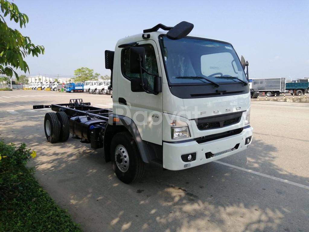 Xe tải thaco Mitsubishi fuso FA 10.4R Chassis