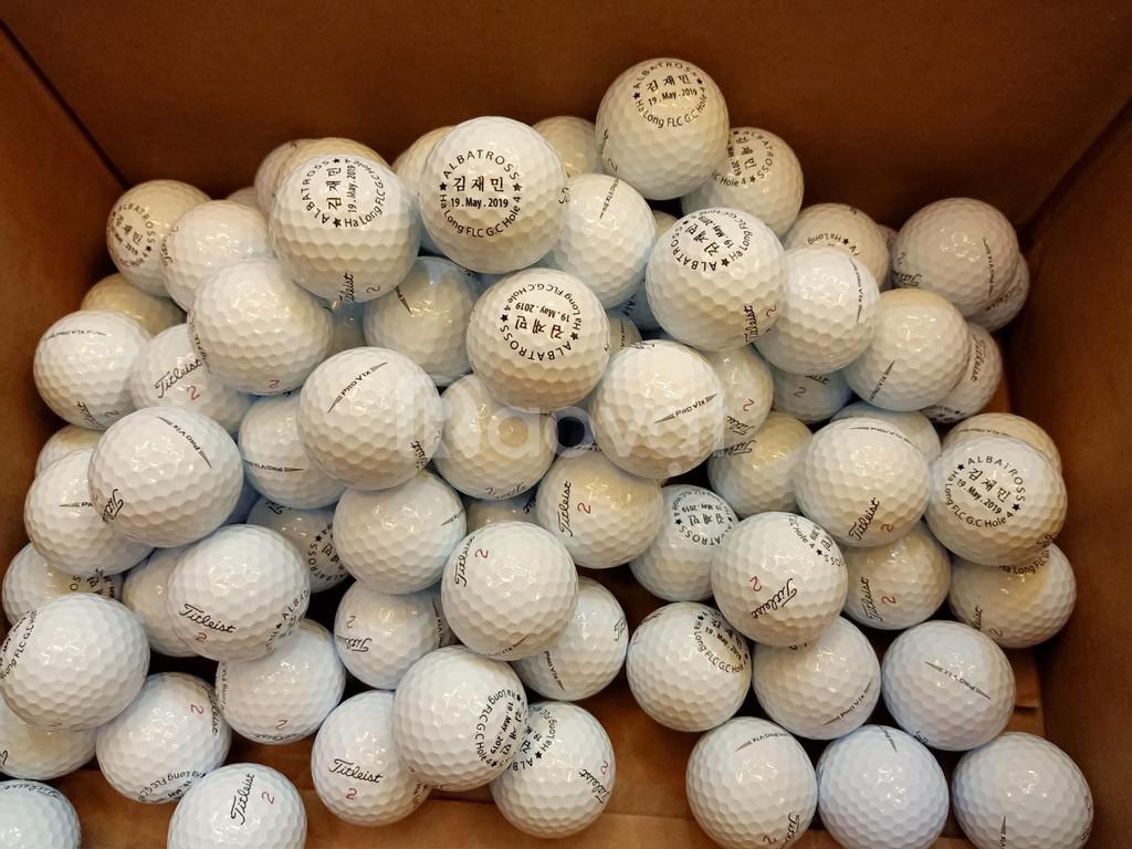 Bóng golf cũ giá siêu rẻ