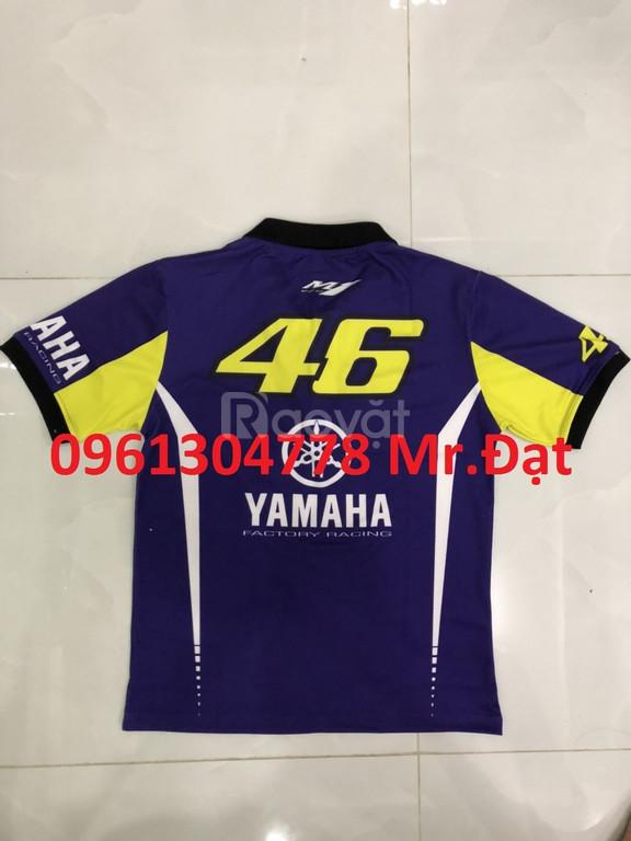 Áo thun yamaha đẹp giá rẻ