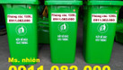 Cần xả kho giá rẻ thùng rác nhựa- thùng rác 120 lít 240 lít (ảnh 3)