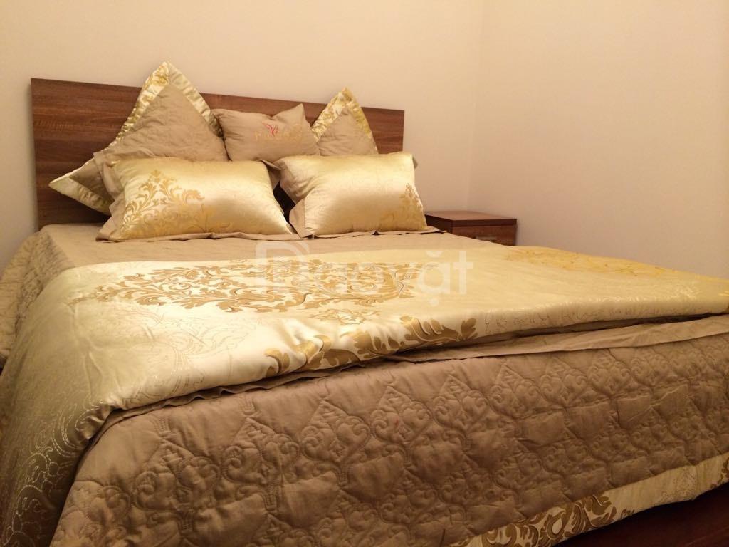 Cần cho thuê căn hộ full nội thất  112m2 R1 Royal city