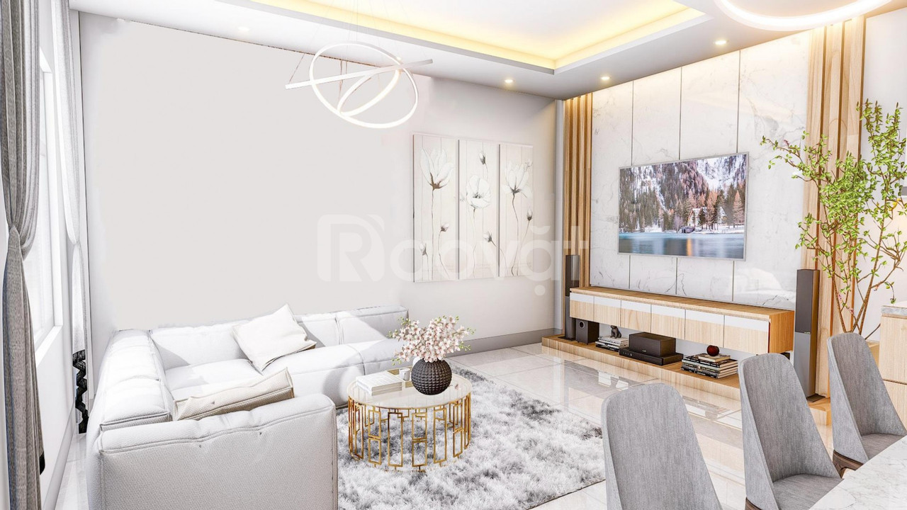 Nhà 5 tầng 160m2, ngõ 342 đường Hồ Tùng Mậu