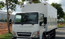 Xe tải misubishi canter 4.99 - 1,9 tấn trả góp 80%