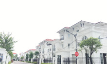 Biệt thự đơn lập dự án Embassy Garden hướng Nam giá 155tr/m2