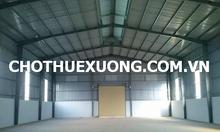 Chính chủ có kho xưởng cho thuê gần ga Yên Viên Gia Lâm, Hà Nội