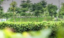 Chính thức nhận đặt chỗ tòa Gardenia dự án Hồng Hà Eco City