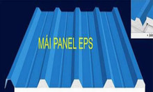 Tôn mái cách nhiệt chống nóng panel eps