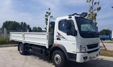 Xe tải Nhật Bản Fuso canter10.4r tải trọng 5,7 tấn thùng dài 5,3m