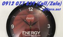 Đồng hồ treo tường tặng khách hàng mẫu mới