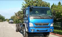 Xe tải Nhật Bản mitsubishi canter 12.8rl - 7 tấn trả góp 80%