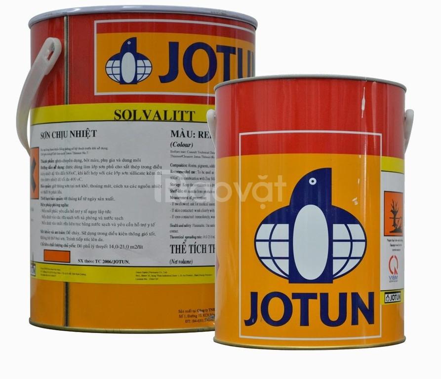 Bán sơn lót epoxy Jotun penguard primer màu xám ở quận 9