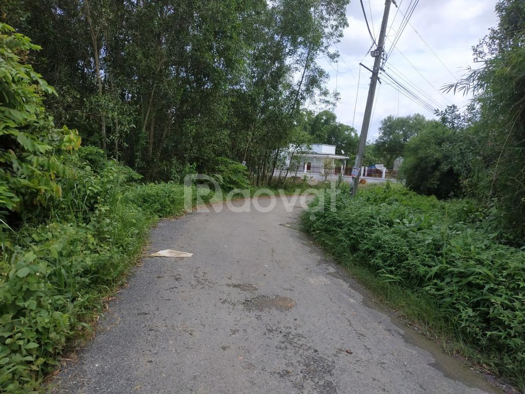 Cần bán nhanh trong tháng lô 2 mặt tiền xã Phước Bình