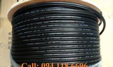 Cáp mạng TE-Krone Cat5E Copper (đồng) ngoài trời có sợi thép cường lực