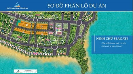 Mở bán dự án đất nền Ninh Thuận, cạnh biển Ninh Chữ chỉ từ 5tr/m2