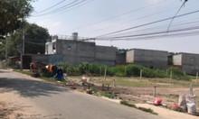 Chính chủ bán 109m thổ cư giá 750tr nhánh TL15 gần BV Củ Chi