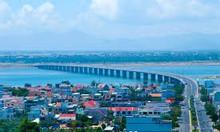 Hướng biển - Ven sông, Quỹ đất kim cương ngay trung tâm Tp Tuy Hòa