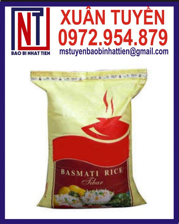 Bao đựng gạo 10kg, 25kg