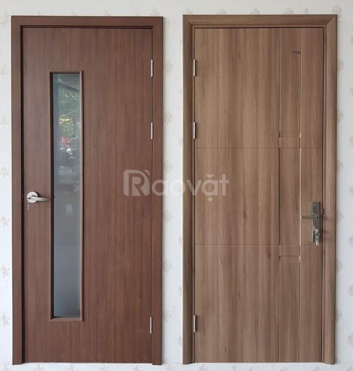 Chuyên cung cấp cửa nhựa composite cho cửa phòng