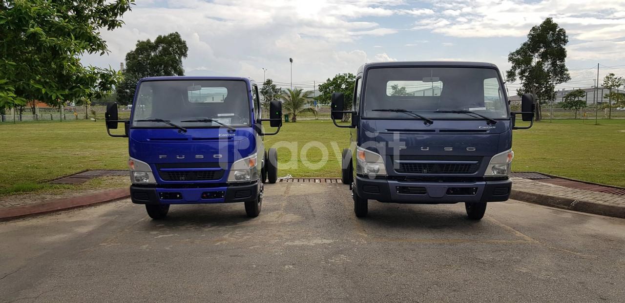 Xe tải Misubishi fuso canter 4.99- 1,99 tấn mới