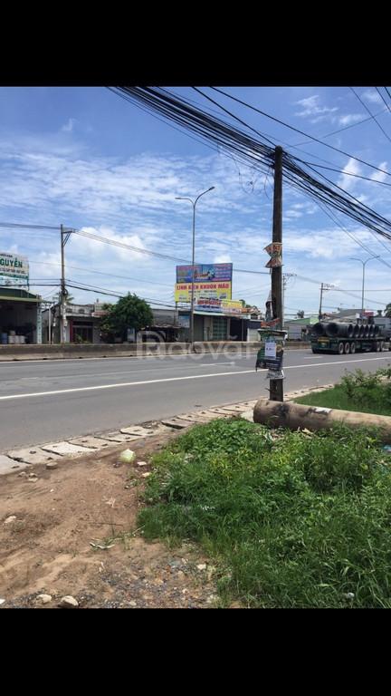 Bán đất tặng nhà mặt tiền quốc lộ 51, xã Long An, huyện Long Thành