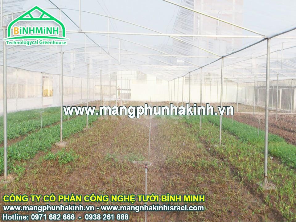 Nhà lưới nông nghiệp, vật tư nhà lưới, mẫu nhà lưới đơn giản