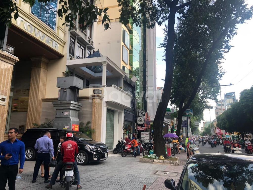 Cho thuê văn phòng quận 1 giá rẻ 102m2 ở Điện Biên Phủ
