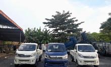 Xe tải tera 100 thùng lửng trả góp 85% giá trị xe