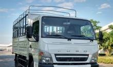 Xe tải misubishi fuso canter 6.5 - 6 tấn mới trả góp 80%