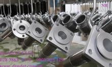 Ống mềm chống rung inox và ống mềm công nghiệp chịu nhiệt cao