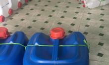 Can đựng hoá chất 20l, can nhựa giá rẻ