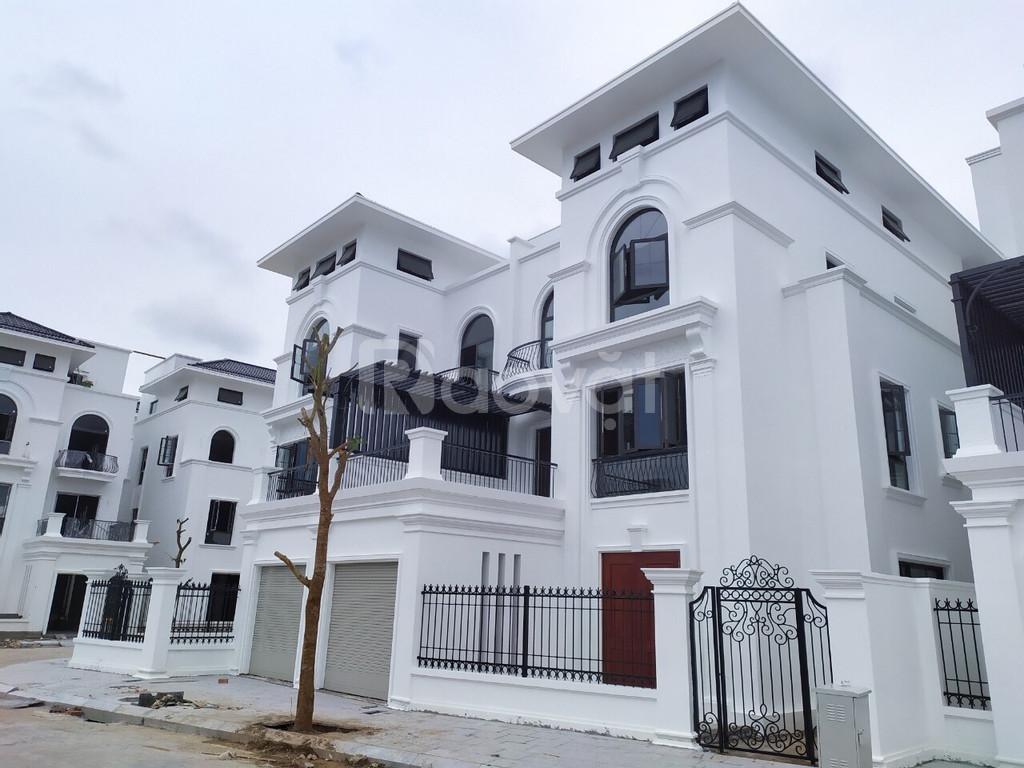 Nhà liền kề và biệt thự khu Hoàng Huy Sông Cấm, Hải Phòng, gá 4,7 tỷ