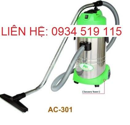 Máy hút bụi công nghiệp khô và ướt giá rẻ AC-301