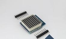 ESP8266 NodeMCU Lua D1 Mini Matrix Shield