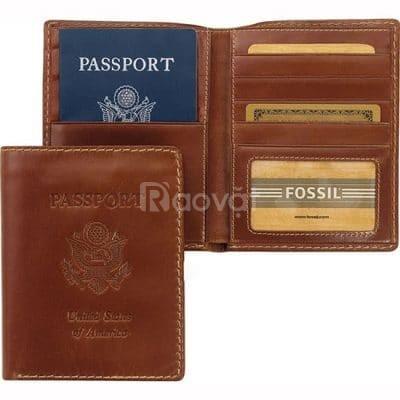 Thiết kế ví passport