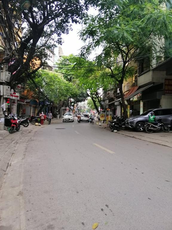 Bán nhà Trần Quang Diệu diện tích 42m2 mặt tiền 4m gara ô tô kd