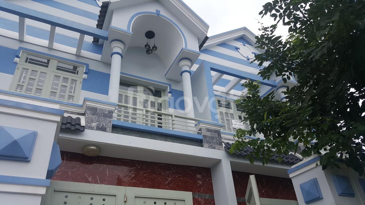 Bán nhà mặt phố nằm bên Bình Chánh