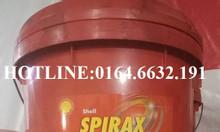 Dầu cầu hộp số Shell Spirax S2G 140 xô 20L