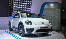 Volkswagen Beetle - Huyền thoại sống mãi