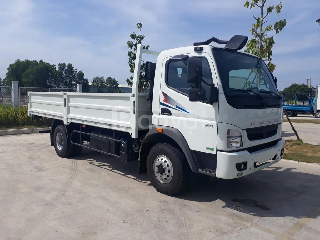 Xe tải misubishi fuso canter 10.4r - 6 tấn mới