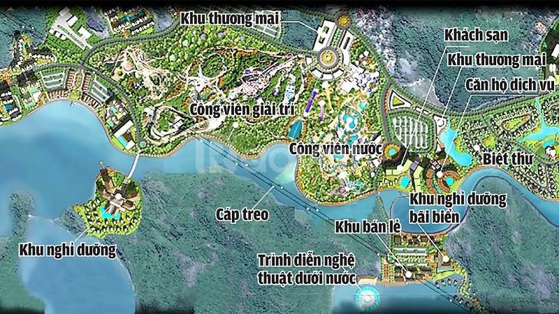 Cần bán đất khu du lịch Cát Bà - Hải Phòng