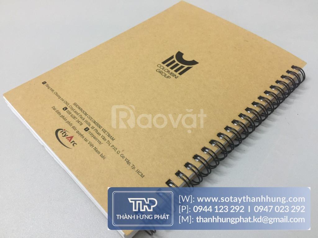 Xưởng sản xuất sổ tay quà tặng tại TPHCM