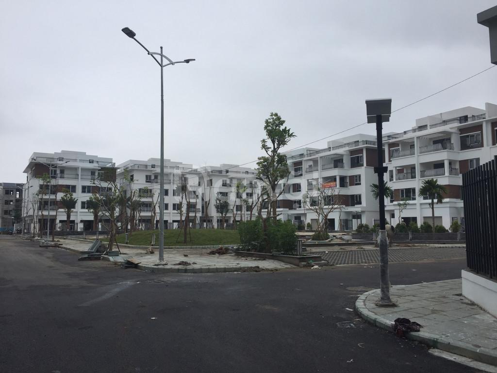 Bán liền kề Romantic Park, Tây Hồ Tây, đường Nguyễn Văn Huyên kéo dài