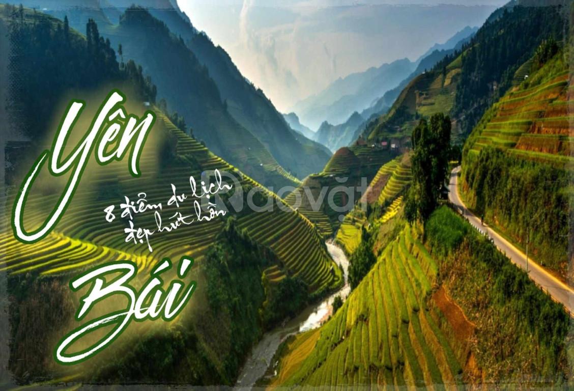 Đổi gió với 8 điểm du lịch Yên Bái đẹp hút hồn