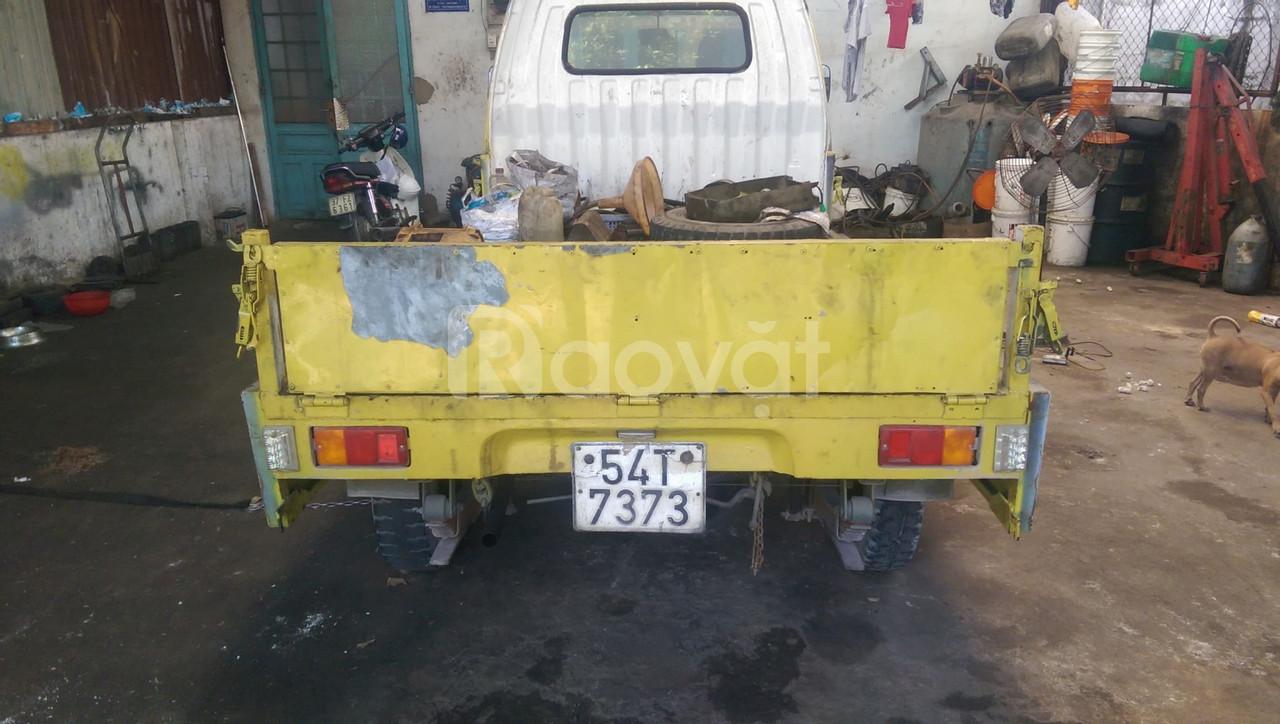 Cần bán xe tải daihatsu 1.25 tấn thùng ngang