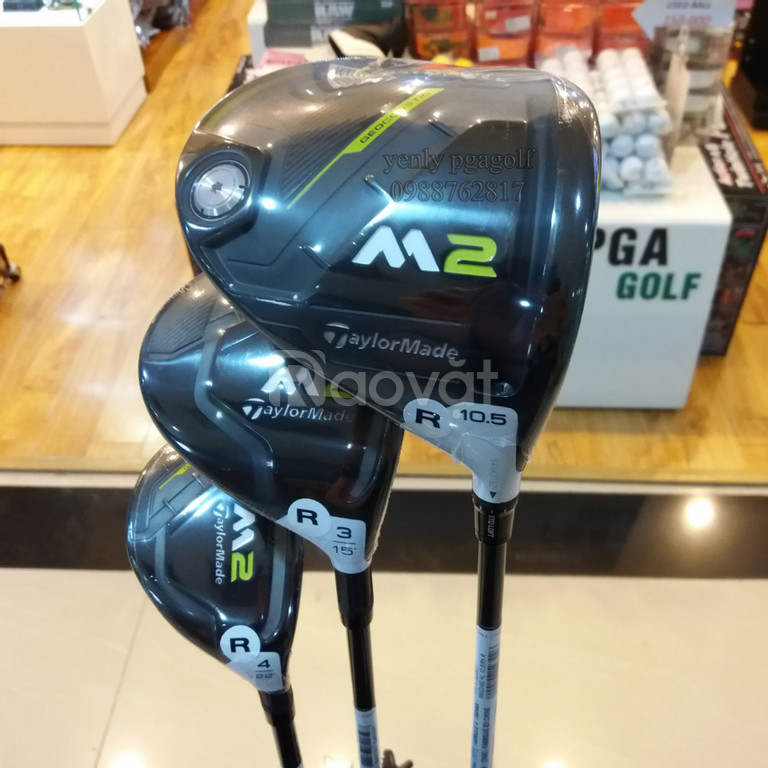 Bộ Gậy Golf TaylorMade M2 (American)