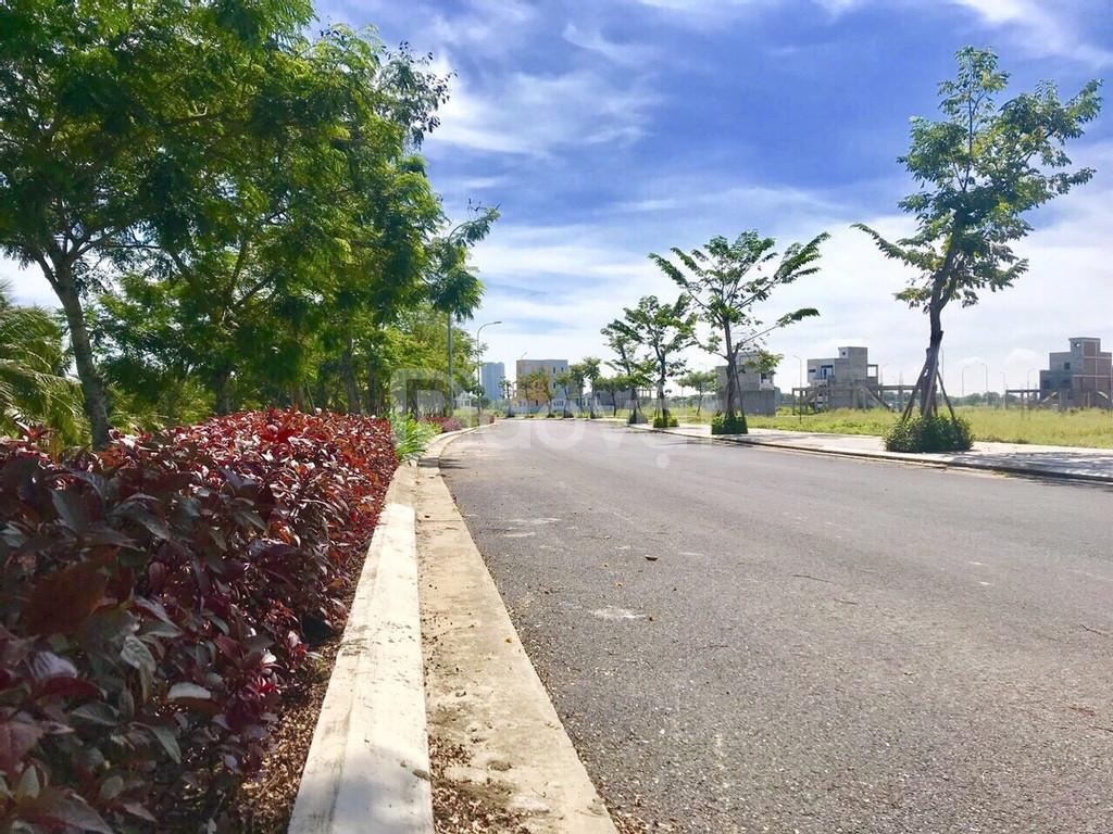 Bán 2 suất ngoại giao đẹp \dự án FPT city Đà Nẵng - view kênh sinh
