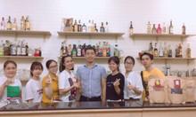 Khóa học pha chế mở quán tại Đà Nẵng