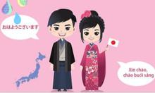Lớp Tiếng Nhật cho người mới bắt đầu
