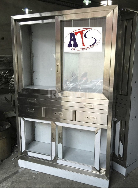 Tủ đựng dụng cụ y tế phòng mổ (ảnh 1)